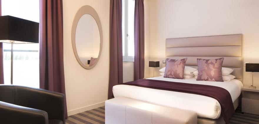 Bienvenue sur le nouveau site de l'Executive Hôtel Paris Gennevilliers