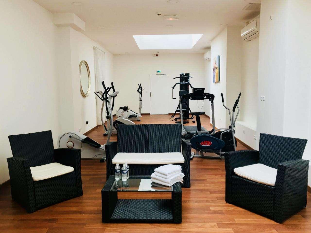 Executive Hotel - Salle de fitness